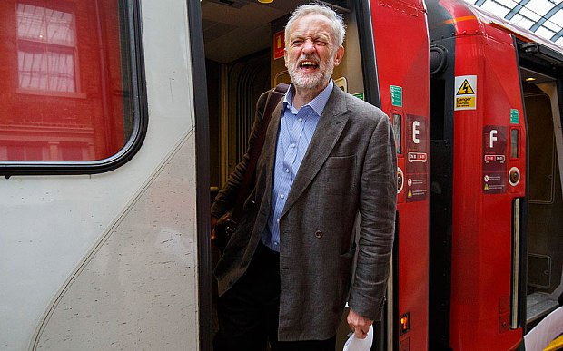 Image result for jeremy corbyn silly